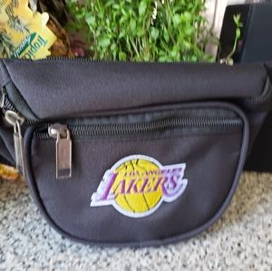 Los Angeles Lakers pouch bag